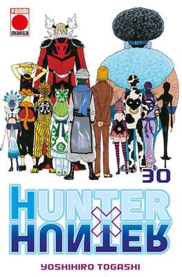 Hunter x Hunter #30