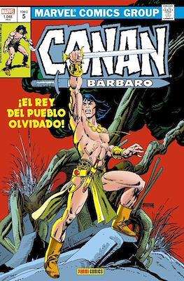 Conan el Bárbaro. Marvel Omnibus #5