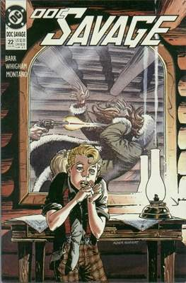 Doc Savage Vol 2 (1988-1990) (Comic-book.) #22