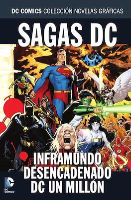 Colección Novelas Gráficas DC Comics: Sagas DC #6
