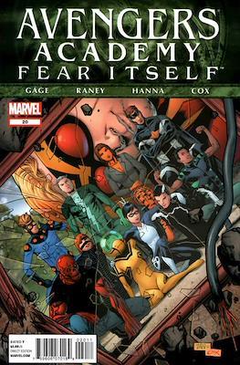 Avengers Academy (2010-2013) (Comic-Book) #20