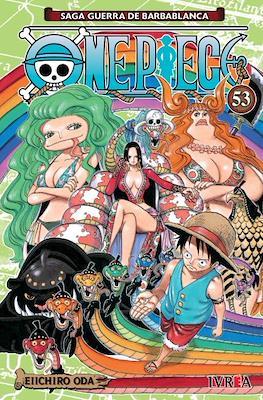 One Piece (Rústica con sobrecubierta) #53