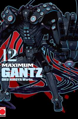 Maximum Gantz #12