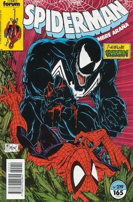 Spiderman Vol. 1 / El Espectacular Spiderman (1983-1994) (Grapa 32-48 pp) #219