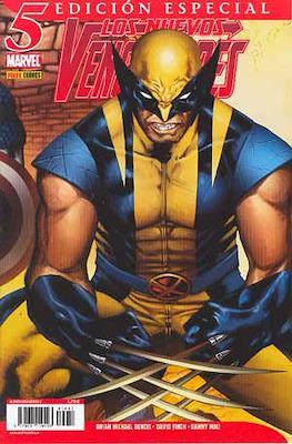 Los Nuevos Vengadores Vol. 1 (2006-2011) #5