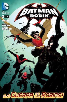 Batman y Robin. Nuevo Universo DC #3