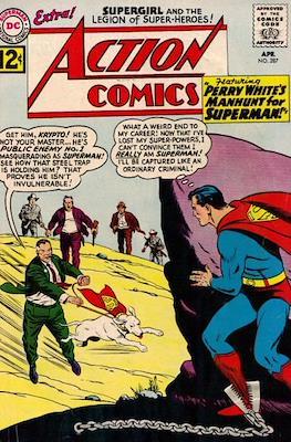 Action Comics Vol. 1 (1938-2011; 2016-) (Comic Book) #287
