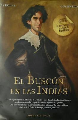 El Buscón en las Indias (Grapa 8 pp) #