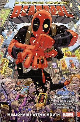 Deadpool - The World's Greatest Comic Magazine!