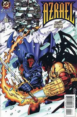 Azrael: Agent of the Bat (1995-2003) (Grapa) #4