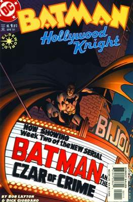 Batman Hollywood Knight (Comic Book) #1