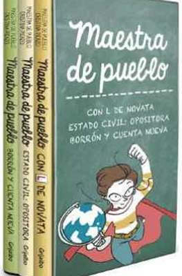 Maestra de pueblo (Estuche)