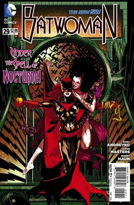 Batwoman Vol. 1 (2011-2015) (Comic-book) #29
