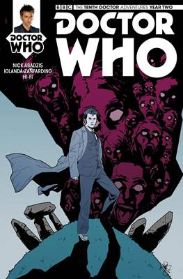 Doctor Who: The Tenth Doctor Adventures Year Two (Grapa) #9