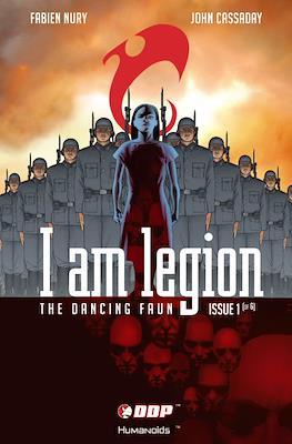 I Am Legion (Comic Book) #1