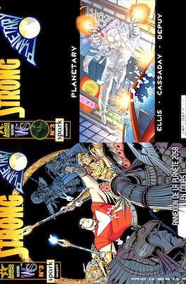 Tom Strong / Planetary (Broché dos cahier. 48 pp) #3