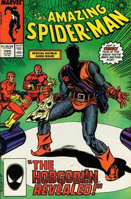 The Amazing Spider-Man Vol. 1 (1963-2007) (Comic-book) #289