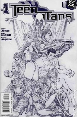 Teen Titans Vol. 3 (2003-2011 Variant Cover) (Comic Book) #1.2