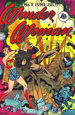 Wonder Woman Vol. 1 (1942-1986; 2020-) #5