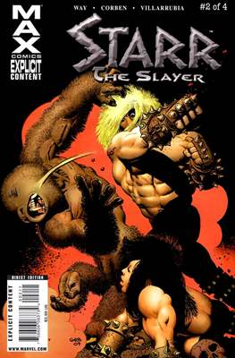 Starr the Slayer #2