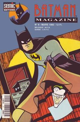 Batman Magazine #9