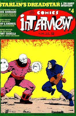 David Anthony Kraft's Comics Interview #4