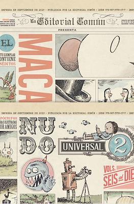 El Macanudo Universal (Rústica 512-476 pp) #2