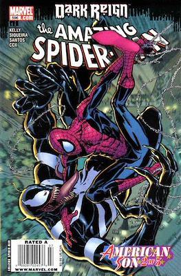 The Amazing Spider-Man Vol. 2 (1999-2014) (Comic-Book) #596