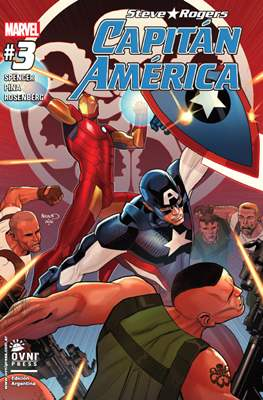 Capitán América #3