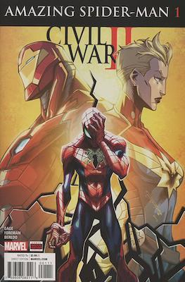 Civil War II: Amazing Spider-Man (Comic Book) #1