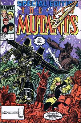 The New Mutants Special Edition #1