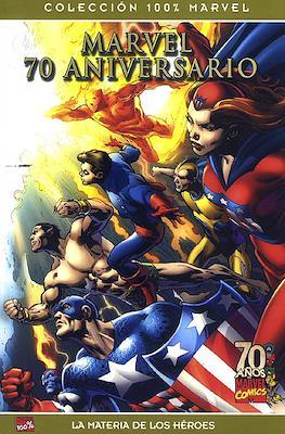 Marvel 70 Aniversario 100% Marvel