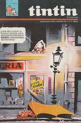 Tintin (Grapa 20 pags.) #55