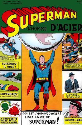 Superman l'homme d'acier / Superman avec Batman (Souple) #1