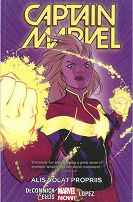 Captain Marvel Vol. 8 #3