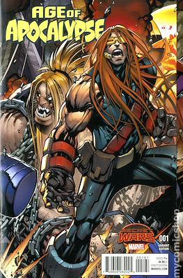 Age of Apocalypse - Secret Wars (Variant Cover) (Comic Book) #1.2