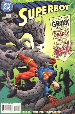 Superboy Vol. 4 #55