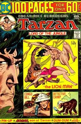 Tarzan (Comic-book) #234