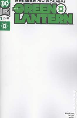 The Green Lantern Vol. 6 (2018-... Variant Cover) (Comic Book) #1.1