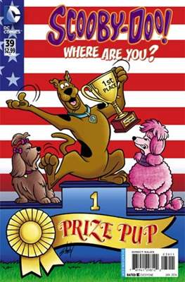 Scooby-Doo! Where Are You? (Comic Book) #39