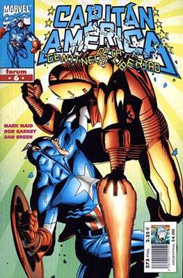 Capitán América: Centinela de la libertad (1999-2000) (Grapa.) #6