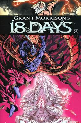 Grant Morrison's 18 Days (Comic Book) #23