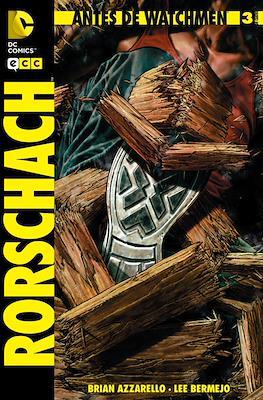 Antes de Watchmen: Rorschach #3