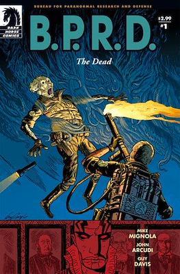 B.P.R.D. (Comic Book) #13