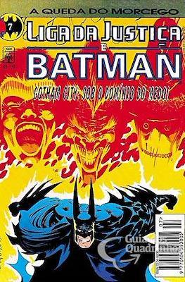 Liga da Justiça e Batman (Grapa) #7