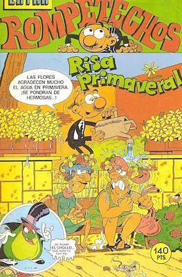 Extras numerados (1981-1985) (Grapa) #85