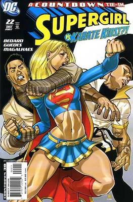 Supergirl Vol. 5 (2005-2011) (Comic Book) #22