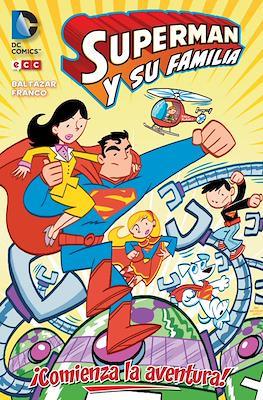 Superman y su familia (Rústica 96 pp) #1