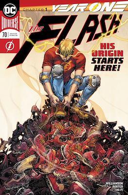 The Flash Vol. 5 (2016-2020) (Comic Book) #70