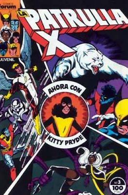 La Patrulla X Vol. 1 (1985-1995) #3
